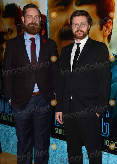 Andrew Haigh Photo - 15 January 2014 - Hollywood California - Michael Lannan Andrew Haigh (Creators) Cast and celebrity arrivals for the Los Angeles premiere of HBOs new comedy series LOOKING at The Paramount Theater in Paramount Studios in Hollywood Ca Photo Credit Birdie ThompsonAdMedia