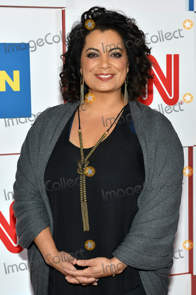 Michaela Pereira Photo - 10 January 2014 - Pasadena California - Michaela Pereira CNN Worldwide All-Star Party at TCA held at the Langham Huntington Photo Credit Christine ChewAdMedia