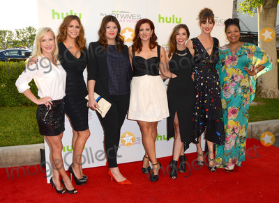 Andrea Savage Photo - 10 August 2015 - Hollywood California - Angela Kinsey Andrea Savage Casey Wilson Dannah Phirman Danielle Schneider Erinn Hayes Tymberlee Hill Hulu and Paramount Digital Entertainment present a Los Angeles special screening of The Hotwives of Las Vegas held at Sherry Lansing Screening Room at Paramount Pictures Studios Photo Credit Birdie ThompsonAdMedia