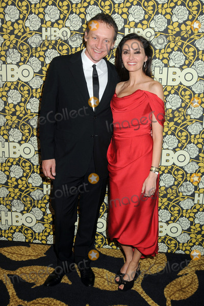 Alec Berg Photo - 10 January 2016 - Beverly Hills California - Alec Berg Michele Maika HBO 2016 Golden Globe Awards After Party held at Circa 55 Photo Credit Byron PurvisAdMedia