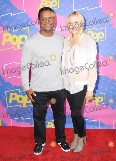 Alfonso Ribeiro Photo - 06 April 2017 - Los Angeles California - Alfonso Ribeiro Angela Unkrich  Premiere Of Pop TVs Hollywood Darlings and Return of the Mac  held at iPic Theaters in Los Angeles Photo Credit Birdie ThompsonAdMedia