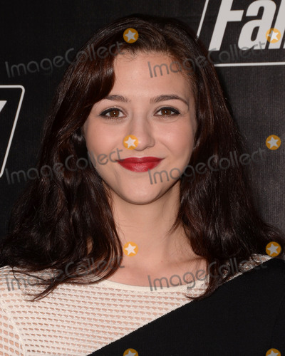 Katie Findlay Photo - 05 November - Los Angeles Ca - Katie Findlay Arrivals for the official launch party of the video game Fallout 4 held at a private location in Downtown LA Photo Credit Birdie ThompsonAdMedia