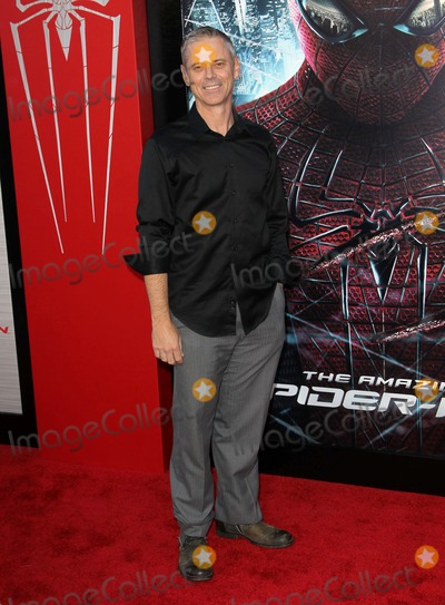 C Thomas Howell Photo - 28 June 2012 - Westwood California - C Thomas Howell Columbia Pictures Los Angeles Premiere Of The Amazing Spider-Man Held The at Regency Village Theatre Photo Credit Faye SadouAdMedia