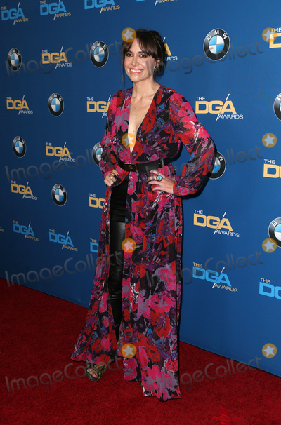 Alethea Jones Photo - 04 February 2016 -  Beverly Hills California - Alethea Jones 69th Annual Directors Guild Of America Awards held at The Beverly Hilton Hotel Photo Credit Faye SadouAdMedia