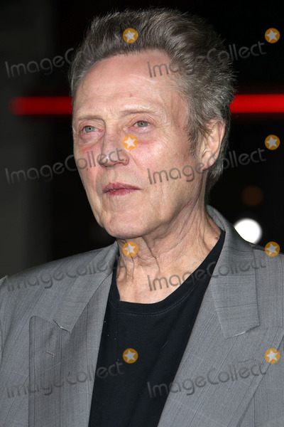Christopher Walken Photo - 1 October 2012 - Westwood California - Christopher Walken Seven Psychopaths - Los Angeles Premiere Held At The Mann Bruin Theatre Photo Credit Russ ElliotAdMedia