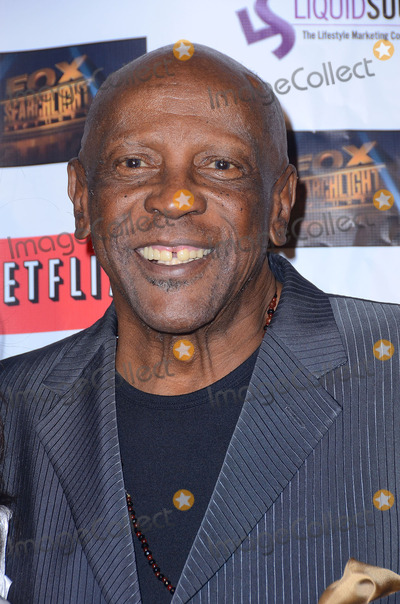 Louis Gossett Jr Photo - 31 January 2014 - Hollywood California - Louis Gossett Jr Arrivals for the 5th annual African American Film Critics Association awards at the Taglyan Culural Complex in Hollywood Ca Photo Credit Birdie ThompsonAdMedia