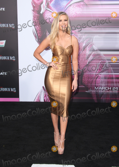 Ariana Madix Photo - 22 March 2017 -  Westwood California - Ariana Madix Premiere Of Lionsgates Power Rangers held at The Westwood Village Theatre Photo Credit Faye SadouAdMedia