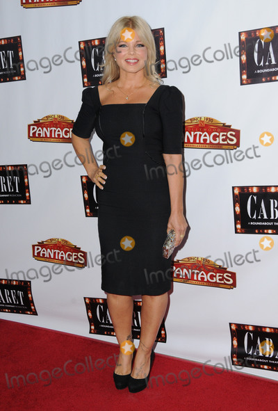 Donna DErrico Photo - 20 July 2016 - Hollywood California Donna DErrico The opening of Cabaret held at the Hollywood Pantages Theater Photo Credit Birdie ThompsonAdMedia
