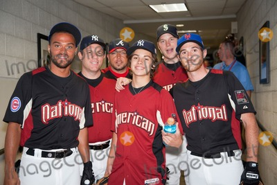 Jake T Austin Photo - 10 July 2011 - Phoenix Arizona - Jake T Austin Dave Annable 2011 Taco Bell All-Star Legends  Celebrity Softball Game Batting Practice held at  Chase Field Photo Credit Darrylee CohenAdMedia