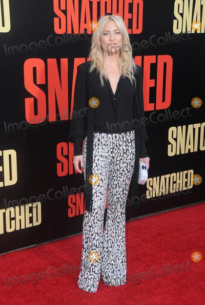 Kate Hudson Photo - 10 May 2017 - Westwood California - Kate Hudson World Premiere of Snatched held at Regency Village Theater in Westwood Photo Credit Birdie ThompsonAdMedia