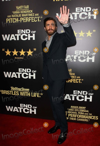 Jake Gyllenhaal Photo - 17 September 2012 - Los Angeles California - Jake Gyllenhaal End Of Watch - Los Angeles Premiere Held at At Regal Cinemas LA Live Photo Credit Faye SadouAdMedia