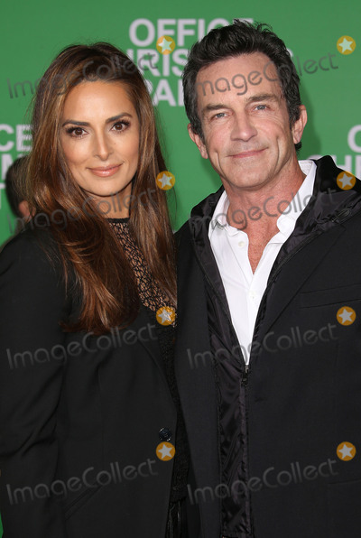 Ann Russell Photo - 07 December 2016 - Westwood California - Jeff Probst Lisa Ann Russell  Office Christmas Party Paramount Pictures Los Angeles Premiere held at Regency Village Theatre Photo Credit F SadouAdMedia