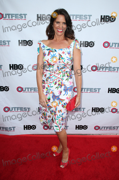 Amy Landecker Photo - 16 July 2017 - West Hollywood California - Amy Landecker 2017 Outfest Los Angeles LGBT Film Festival Screening Of Transparent Season 4 Photo Credit F SadouAdMedia