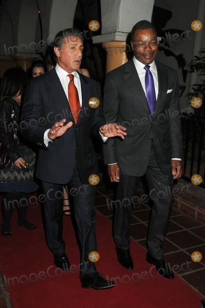 Carl Weathers Photo - 9 February 2016 - Santa Barbara California - Sylvester Stallone Carl Weathers 31st Annual Santa Barbara International Film Festival - Montecito Award Presented to Sylvester Stallone held at the Arlington Theater Photo Credit Byron PurvisAdMedia