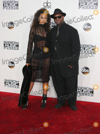 Bella Harris Photo - 20 November 2016 - Los Angeles California - Bella Harris Jimmy Jam 2016 American Music Awards held at Microsoft Theater Photo Credit AdMedia