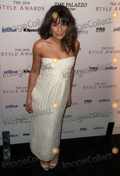 Lea Michele Photo - 12 December 2010 - Los Angeles, California - Lea Michele. 2010 Hollywood Style Awards held at The Billy Wilder Theater at the Hammer Museum. Photo: Jay Steine/AdMedia
