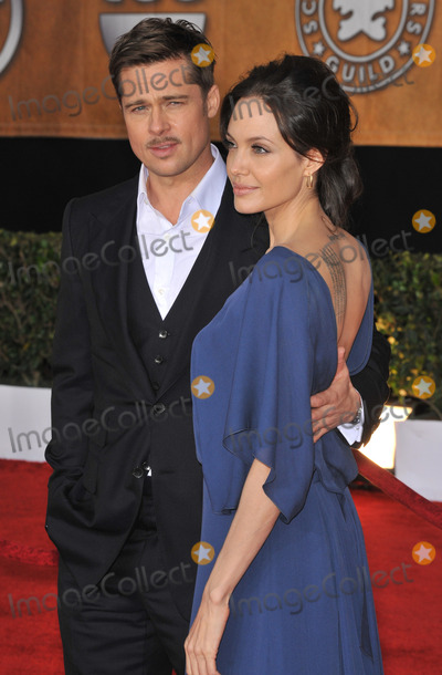 Angelina Jolie Photo - 20 September 2016 - Los Angeles CA - Angelina Jolie Pitt has filed for divorce from Brad Pitt Jolie Pitt 41 filed legal docs Monday citing irreconcilable differences Jolie Pitt requested physical custody of the couples shared six children  Maddox Pax Zahara Shiloh Vivienne and Knox  asking for Pitt to be granted visitation citing legal documents File Photo 25 January 2009 - Los Angeles California - 15th Annual Screen Actors Guild Awards held at the Shrine Auditorium Photo Credit JaguarAdMedia