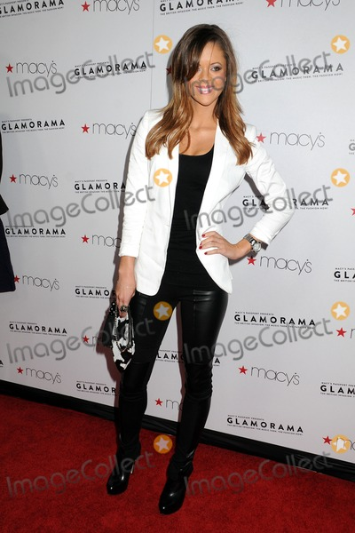 Nikolette Noel Photo - 7 September 2012 - Los Angeles California - Nikolette Noel Macys Passport Presents Glamorama 2012 - Arrivals held at the Orpheum Theatre Photo Credit Byron PurvisAdMedia