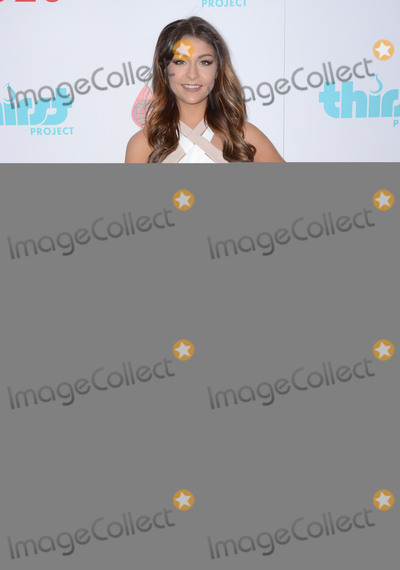Andrea Russett Photo - 22 March 2016 - Beverly Hills California - Andrea Russett Thirst Project World Water Day Press Conference held at The Beverly Hilton Photo Credit Birdie ThompsonAdMedia
