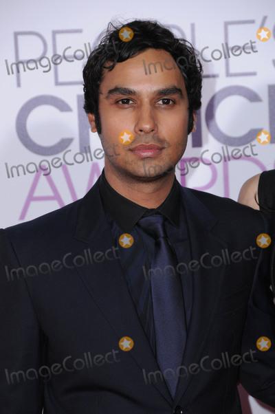 Kunal Nayyar Photo - 18 January 2017 - Los Angeles California - Kunal Nayyar  2017 Peoples Choice Awards held at the Microsoft Theater Photo Credit Birdie ThompsonAdMedia