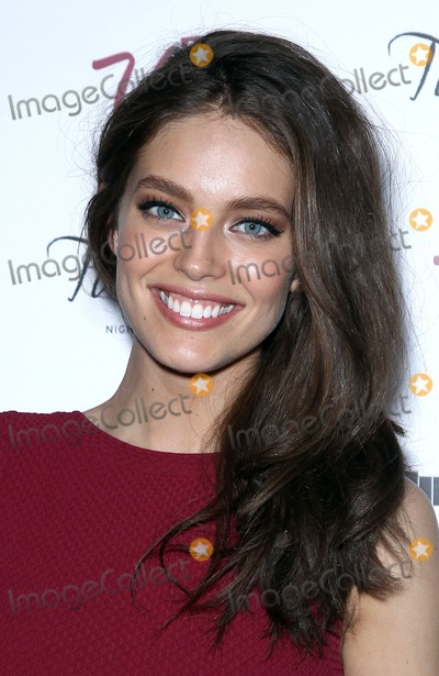 Emily DiDonato Photo - 14 February 2013 - Las Vegas NV -  Emily Didonato  The 2013 Sports Illustrated Swimsuit models celebrate at the  Swimsuit VVIPevent at 1OAK at The Mirage Photo Credit mjtAdMedia