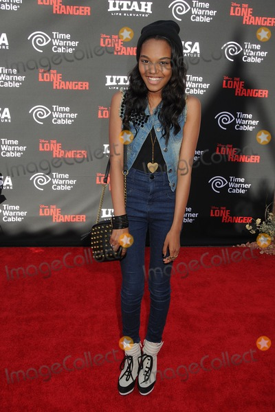 McClain Sisters Photo - 22 June 2013 - Anaheim California - China Anne McClain McClain Sisters The Lone Ranger World Premiere held at Disneys California Adventure Park Photo Credit Byron PurvisAdMedia