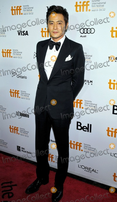 Shawn Dou Photo - 10 September 2012 - Toronto Ontario Canada - Shawn Dou Dangerous Liasions Premiere - 2012 Toronto International Film Festival held at Ryerson Theatre Photo Credit Brent PerniacAdMedia