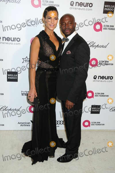 Taye Diggs Photo - 22 February 2015 - West Hollywood California - Amanza Smith Brown Taye Diggs 23rd Annual Elton John Oscar Viewing Party held at West Hollywood Park Photo Credit Byron PurvisAdMedia