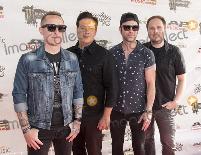 Ryan Key Photo - 18 July 2016 - Columbus Ohio - Ryan Key Sean Mackin Ryan Mendez and Josh Portman of the band Yellowcard attend the Alternative Press Music Awards 2016 held at Jerome Schottenstein Center Photo Credit Jason L NelsonAdMedia