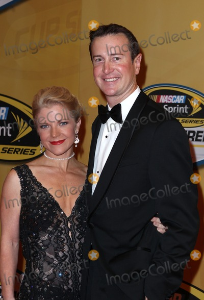 Kurt Busch Photo - 02 December 2011 - Las Vegas Nevada - Patricia Driscoll Kurt Busch  2011 Sprint Cup Series Awards Ceremony at the Wynn Las Vegas  Photo Credit MJTAdMedia