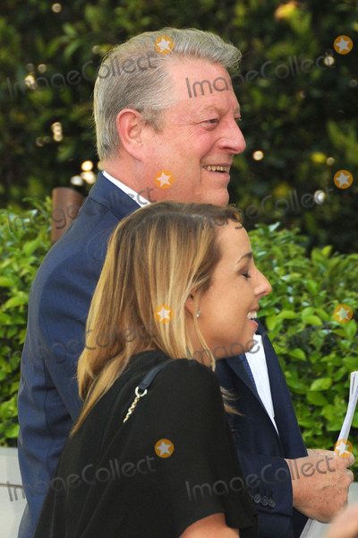 Al Gore Photo - 24 March 2016 - Beverly Hills California - Al Gore 2016 UCLA Institute of the Environment and Sustainability Gala held at a Private Residence Photo Credit Byron PurvisAdMedia