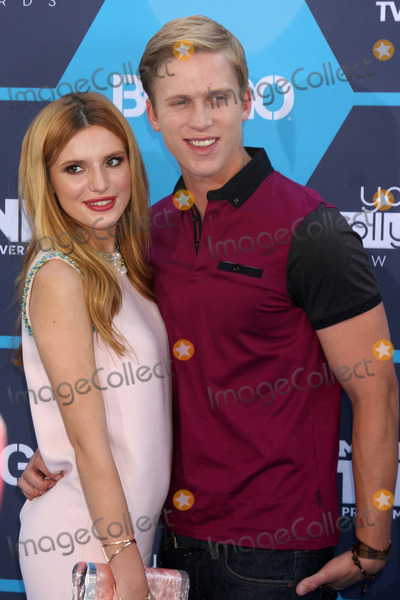 Bella Thorne Photo - Bella Thorne Tristan Klierat the 2014 Young Hollywood Awards Wiltern Theater Los Angeles CA 07-27-14