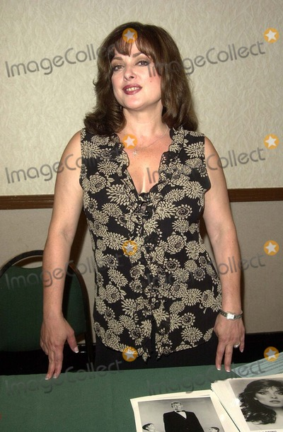 Lisa Loring Photo - Lisa Loring from The Addams Family at the Official TV Land Convention Burbank Airport Hilton Burbank CA 08-16-03