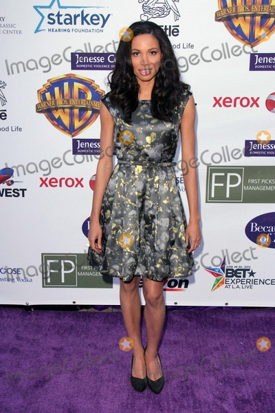 Jurnee Smollett  Photo - Jurnee Smollett-Bellat the 2013 Silver Rose Gala Vibiana Los Angeles CA 04-06-13