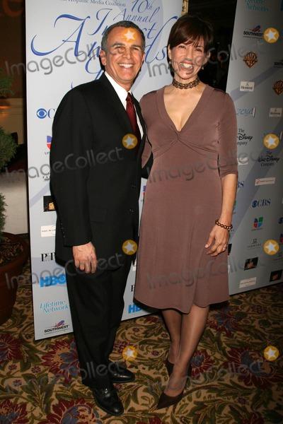 Ada Maris Photo - Tony Plana and Ada Marisat the National Hispanic Media Coalitions 10th Annual Impact Awards Gala Regent Beverly Wilshire Beverly Hills CA 02-23-07