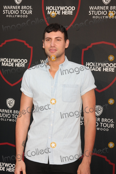 Alx James Photo - Alx Jamesat the Warner Bros Studio Tour Hollywood Expansion Official Unveiling Stage 48 Script To Screen Warner Brothers Studios Burbank CA 07-14-15