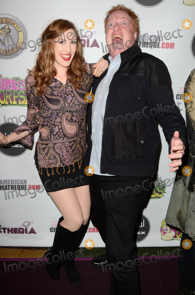 Anastasia Photo - Anastasia Elfman Richard Elfmanat the Etheria Film Festival at the Aero Theater Santa Monica CA 06-11-16