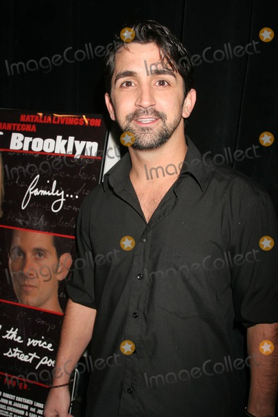 James Madio Photo - James Madioat the world premiere of West Of Brooklyn Theater 68 Los Angeles CA 02-19-08