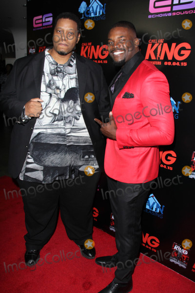 Amin Joseph Photo - RL Scott Amin Josephat the Call Me King Screening Downtown Independent Los Angeles CA 08-17-15
