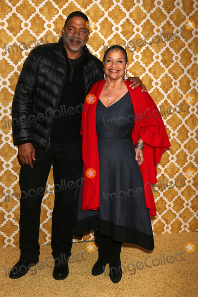 Norm Nixon Photo - Norm Nixon Debbie Allenat the Confirmation HBO Premiere Screening Paramount Studios Los Angeles CA 03-31-16