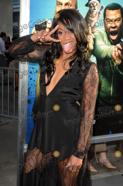 Tiffany Haddish Photo - Tiffany Haddishat the Keanu Los Angeles Premiere Arclight Hollywood CA 04-27-16