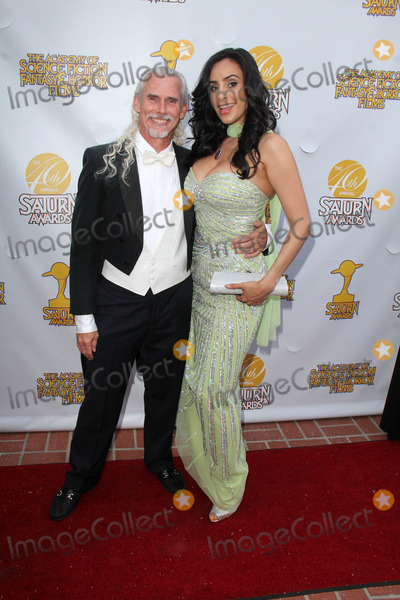 Valerie Perez Photo - Camden Toy Valerie Perezat the 40th Annual Saturn Awards The Castaway Burbank CA 06-26-14