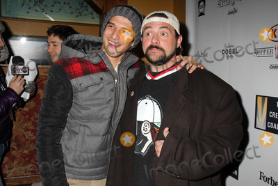 Tyler Posey Photo - Tyler Posey Kevin Smithat Kia Supper Suite by The Church Key hosts The Creative Coalitions Spotlight Initiativiative Gala Park City Utah 01-23-16