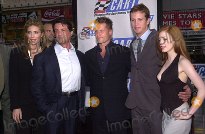 Kip Pardue Photo -  Sly Stallone Jennifer Flavin Til Schweiger  Kip Pardue and Rose McGowan at the premiere of Warner Brothers Driven at the Chinese Theater Hollywood 04-16-01