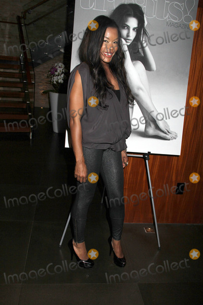 Golden Brooks Photo - Golden Brooksat the Treats Magazine Spring Issue Party Private Location Beverly Hills CA 05-10-12