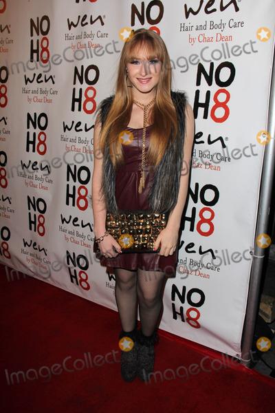 Ariana Sloan Photo - Ariana Sloanat the NOH8 Campaign 5th Anniversary Celebration Avalon Hollywood CA 12-15-13