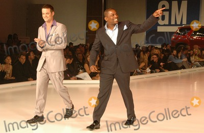 Mekhi Phifer Photo - Shane West and Mekhi Phiferinside at the 2006 GM TEN Fashion Show Paramount Studios Hollywood CA 02-20-07
