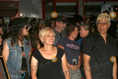 Don Bolles Photo - Don Bolles with Lorna Doom and Pat Smear at the Hollywood RockWalk Induction Ceremony Honoring The Germs Hollywood RockWalk Hollywood CA 08-20-08