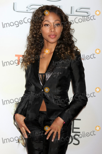 Nicole Beharie Photo - Nicole Beharieat the 46th NAACP Image Awards Arrivals Pasadena Convention Center Pasadena CA 02-06-15