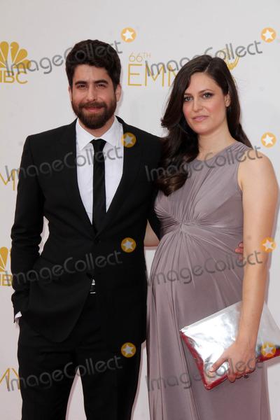Adam Goldberg Photo - Adam Goldbergat the 66th Annual Emmy Awards Arrivals Nokia Theater Los Angeles CA 08-25-14